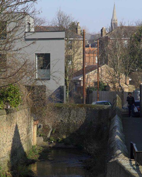 Weardale Road, Lewisham, Self Build, Photograph