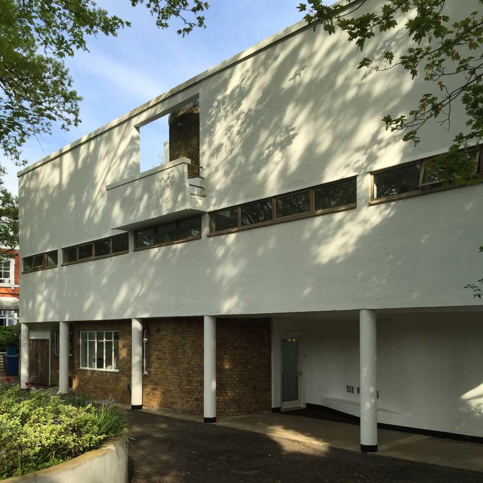 Six Pillars, Sydenham Hill Image