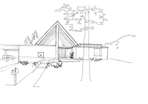 House in Oregon_44_1707_3144architects_Sketch2