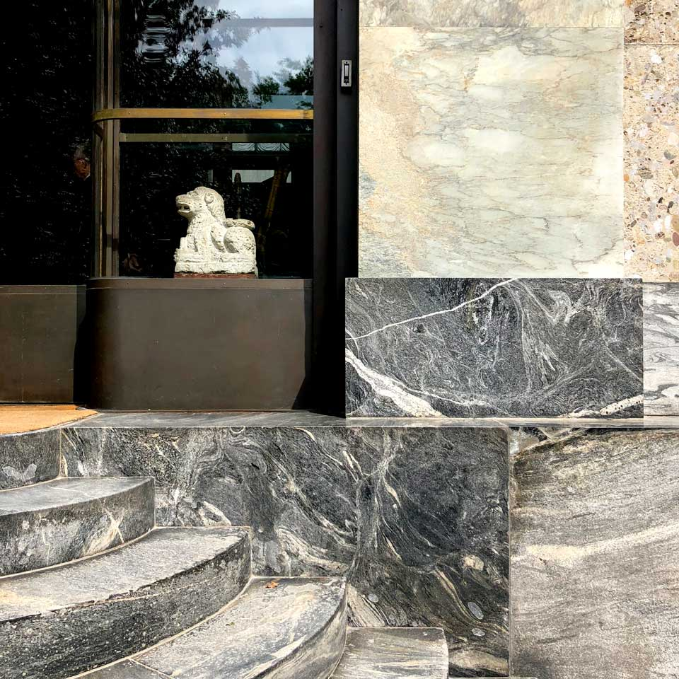 Villa Necchi Campiglio: detail Image